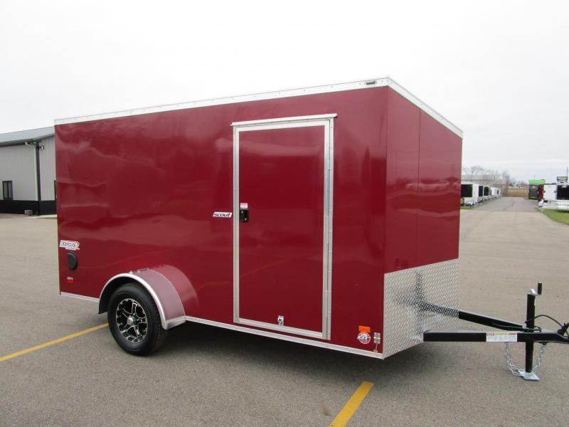 Roadmaster 6x12 Trailer Weight