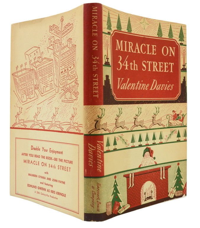 Miracle On 34th Street By Davies Valentine 1947