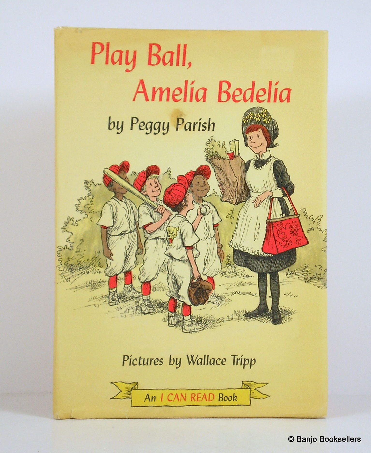 Play Ball Amelia Bedelia By Peggy Parish