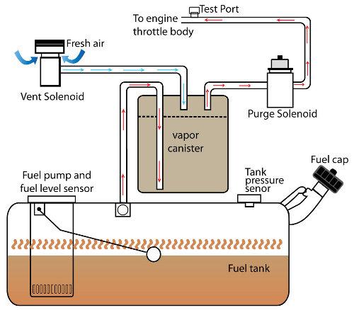 8 1 evap purge control valve 1998 malibu evap system diagram 3400 sfi evap system diagram #34