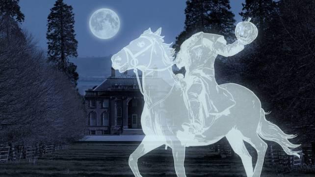 The Headless Horseman of House of Dun