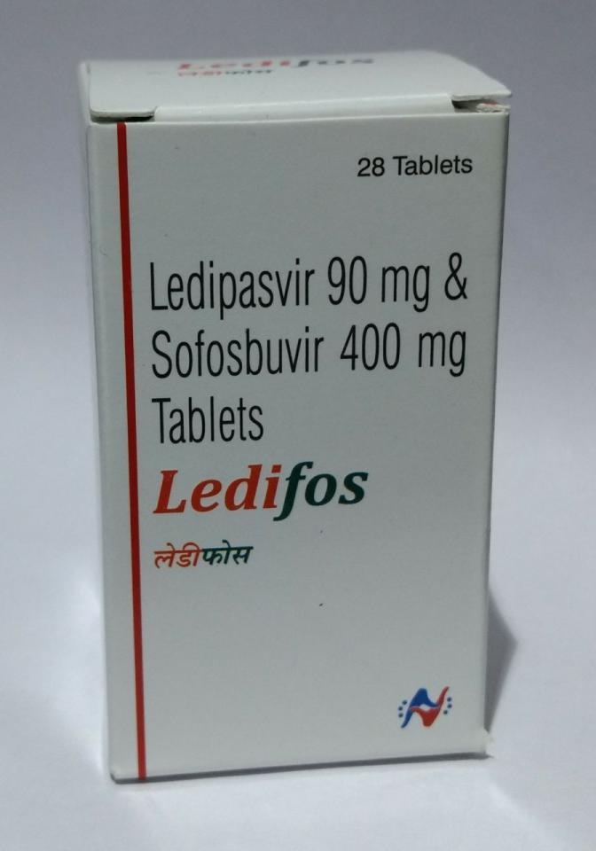 Ledipasvir