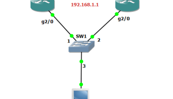 Windows Server NLB VIP Multicast Mode Through Cisco Switch