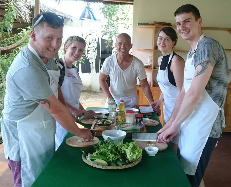 Weekday Vietnamese Cooking Class with Passionate Cooks