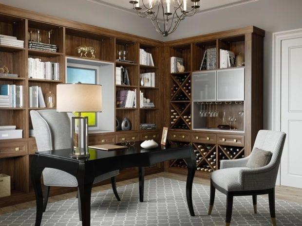 Find Wine Bar Storage From California Closets