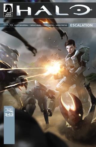 Halo 5 RT Sweepstakes Blog Dark Horse Comics