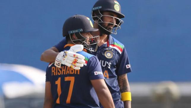 Ind vs Eng 2nd ODI: इंग्लैंड को 337 रन की चुनौती, टीम इंडिया ने लगातार पांचवे वनडे में 300+ रन बनाए, राहुल ने करियर का 5वां शतक जड़ा