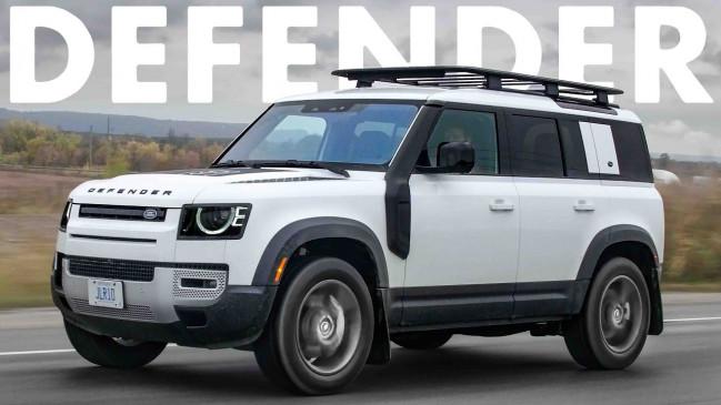 Land Rover Defender भारत में दो नए इंजन विकल्प के साथ हुई लॉन्च, जानें कीमत