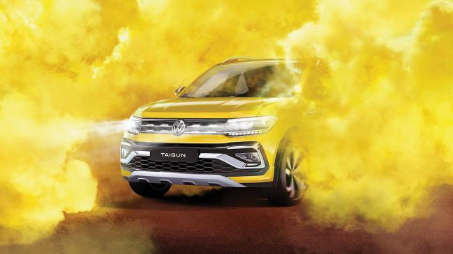 Volkswagen Taigun का प्रोडक्शन मॉडल 24 मार्च को होगा पेश, जानें कब लॉन्च होगी ये एसयूवी