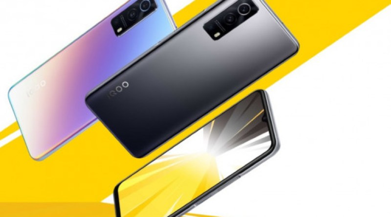 iQOO Z3 smartphone launched in India, it has 64 cameras and Snapdragon 768G processor
