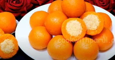 Sweet: Make Mango Raskadam Laddu at home this season