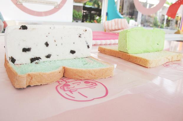 Luna Singapore Ice Cream Sandwich