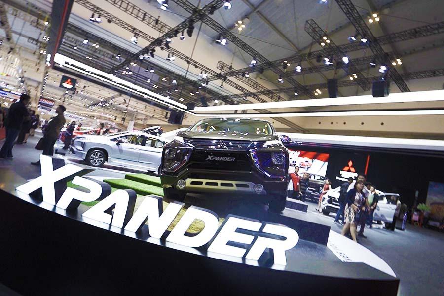 Mitsubishi Xpander GIIAS 2018