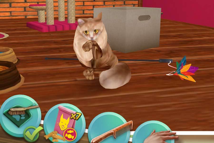 Game PetHotel