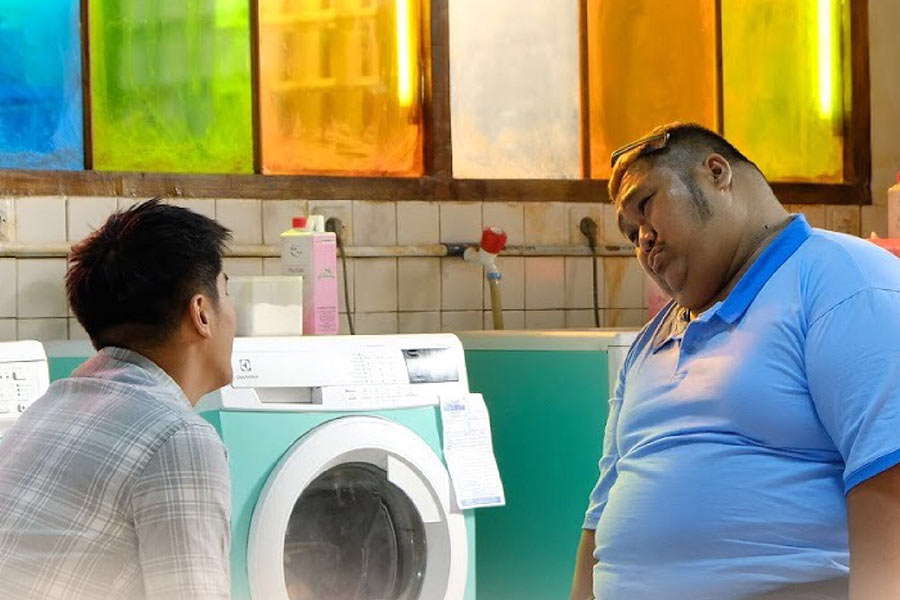 review film The Laundry Show