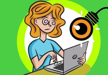 digital eye strain adalah
