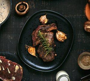 Membuat Steik Daging Rumahan