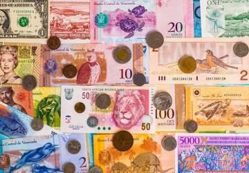 mata uang paling banyak diperjualbelikan