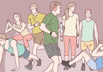 Olahraga tanpa alat