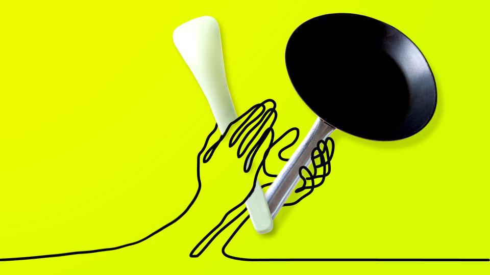 bahan alat masak yang aman