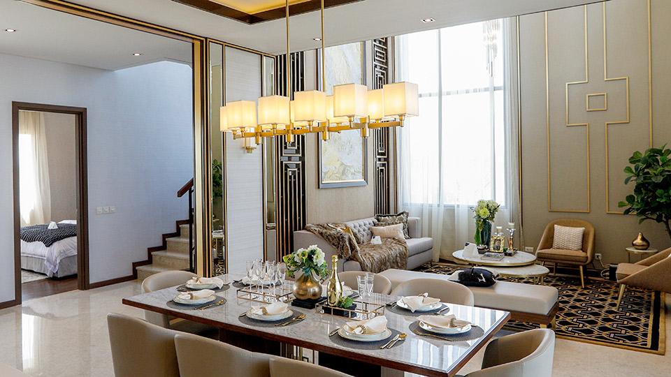 Dekorasi Ruangan dengan Lampu Gantung