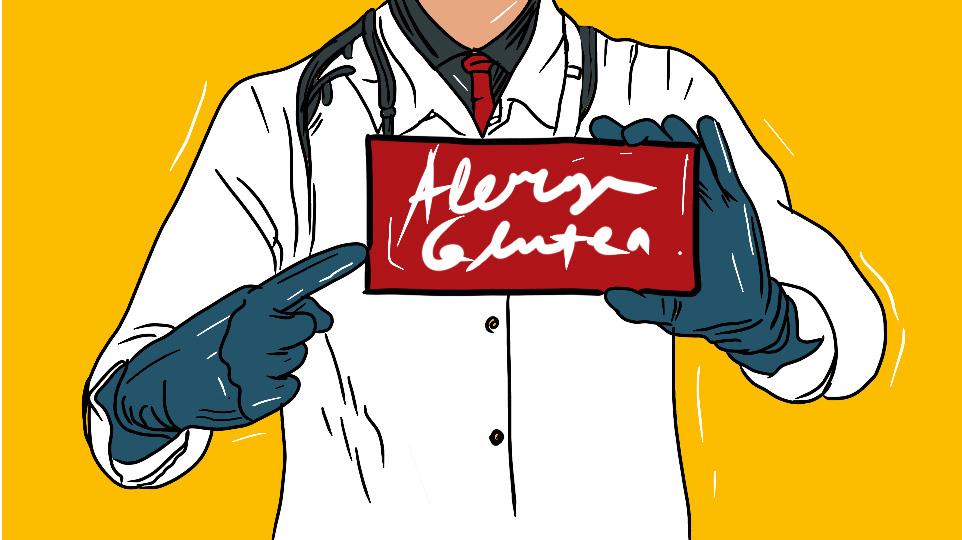 Mengenal Alergi Gluten dan Ciri-cirinya