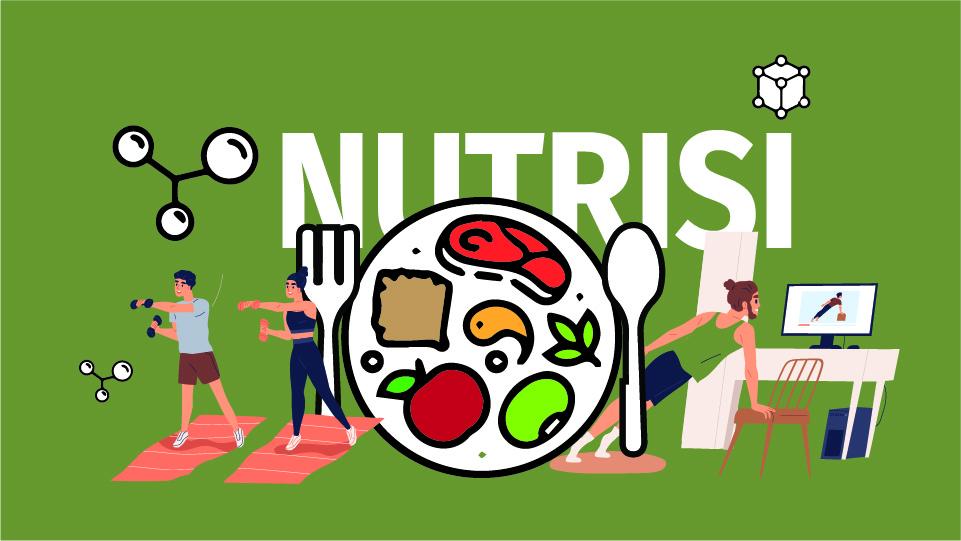 Nutrisi Sebelum dan Sesudah Berolahraga