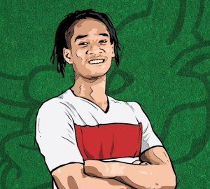 Ronaldo Kwateh, Pemain Termuda di Liga 1 Musim 2021–2022