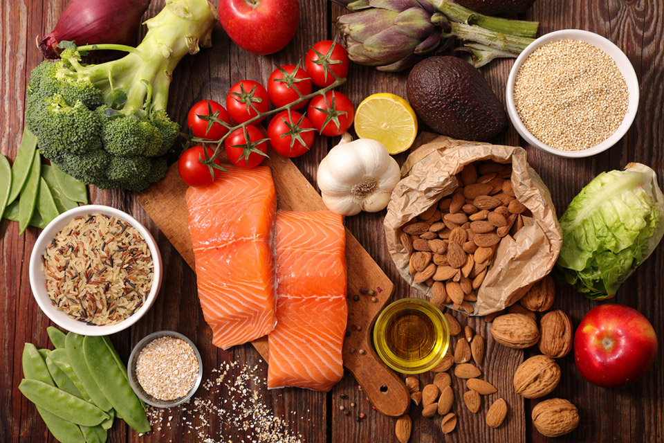 5 Jenis Makanan yang Dapat Membantu Proses Pemulihan.