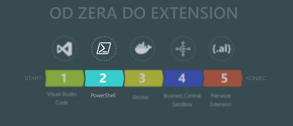 Od zera do extansion – cz. 2 PowerShell