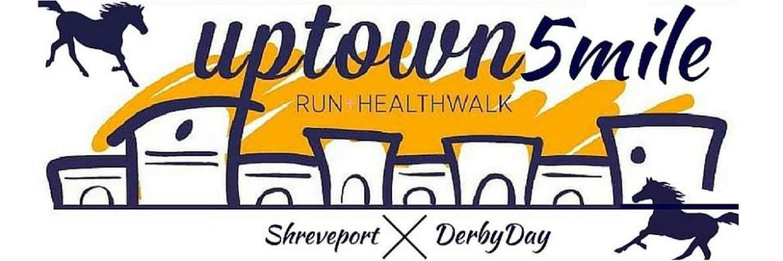 Uptown 5 Miler Banner Image