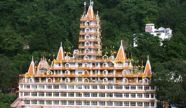 Neelkanth Mahadev Temple | Rishikesh, Uttarakhand: 51 Famous Temples Of India