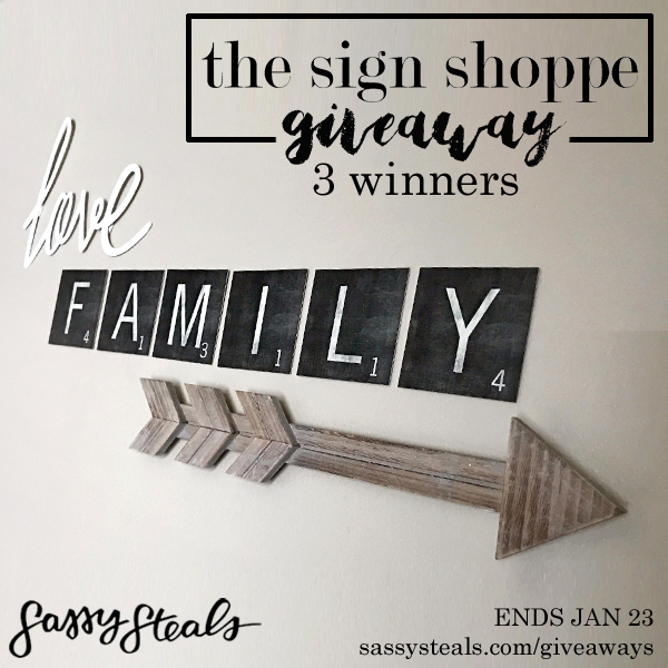 Sign Shoppe Custom Family Name Signs