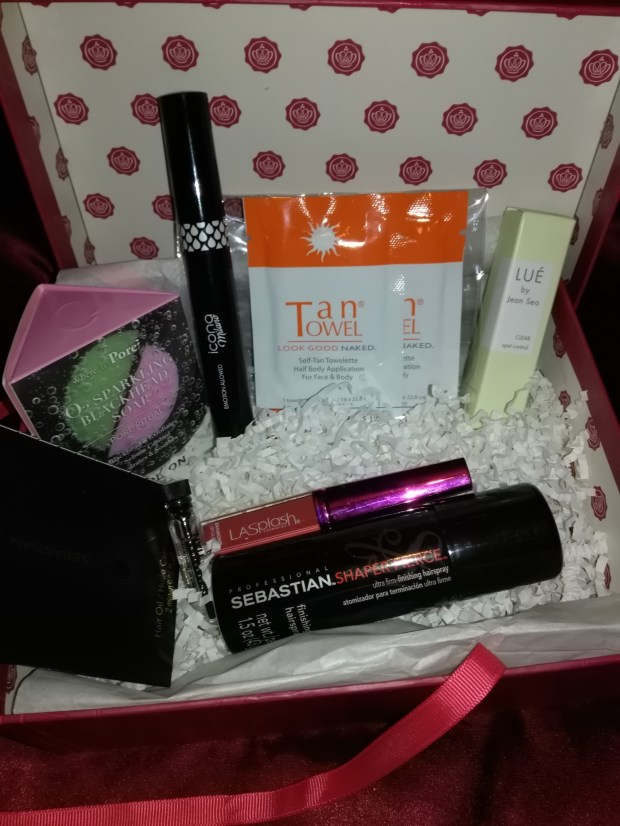 The Best Review Blog's June Glossybox Giveaway!  International Competition! {WW}