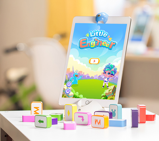 Win an iPad Pro 32GB + Little Engineer Game Set + additional $25 off Coupon!
