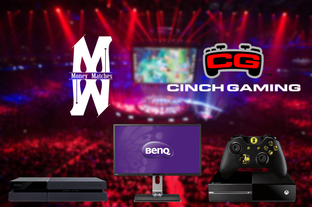 Partnership Giveaway Cinch gaming & MoneyMatches #reckoning