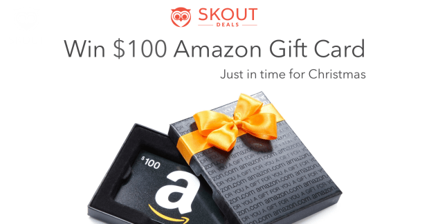 Enter to #win Skout Deals Christmas #Giveaway here: