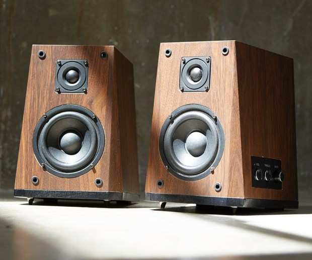 Arion Legacy AR603 Trapezoid Studio Monitor Speakers