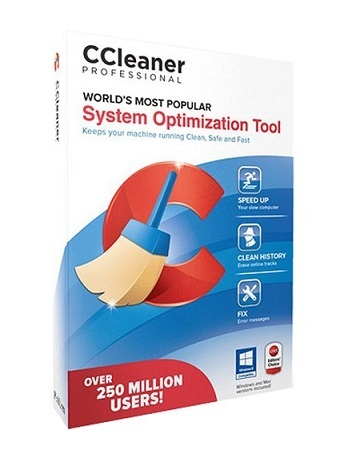 Piriform CCleaner Professional Plus Giveaway (3 x Full Licenses)