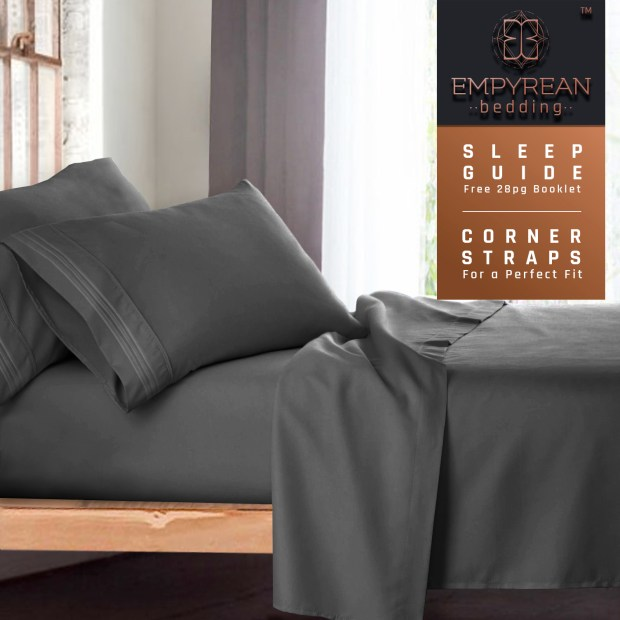 Log in to Enter The Free Bed Sheets Giveaway
