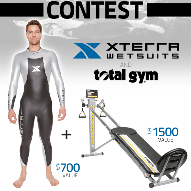 WIN a Total Gym FIT & Vengeance Wetsuit