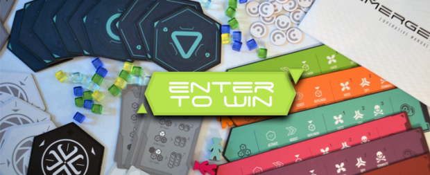 Emergence Giveaway by The Emergence Team