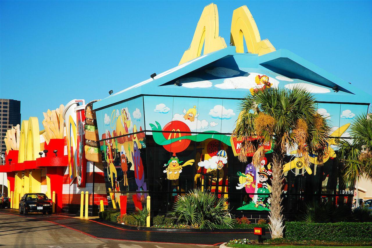 Happy Meal Mcdonalds Dallas