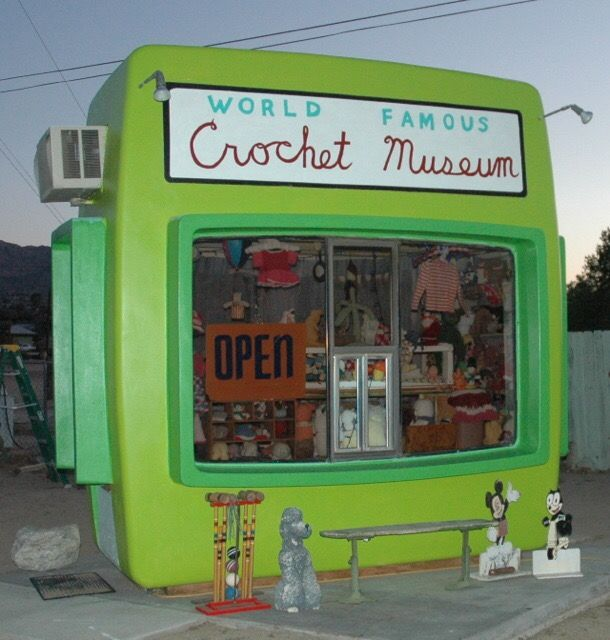 Crochet Museum, California