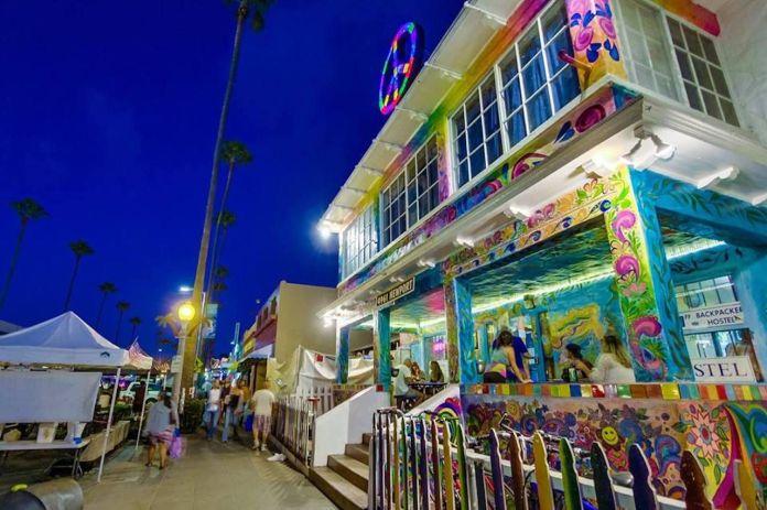 USA Hostels Ocean Beach, San Diego
