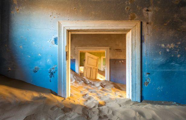 Kolmanskop ghost town, Namib Desert