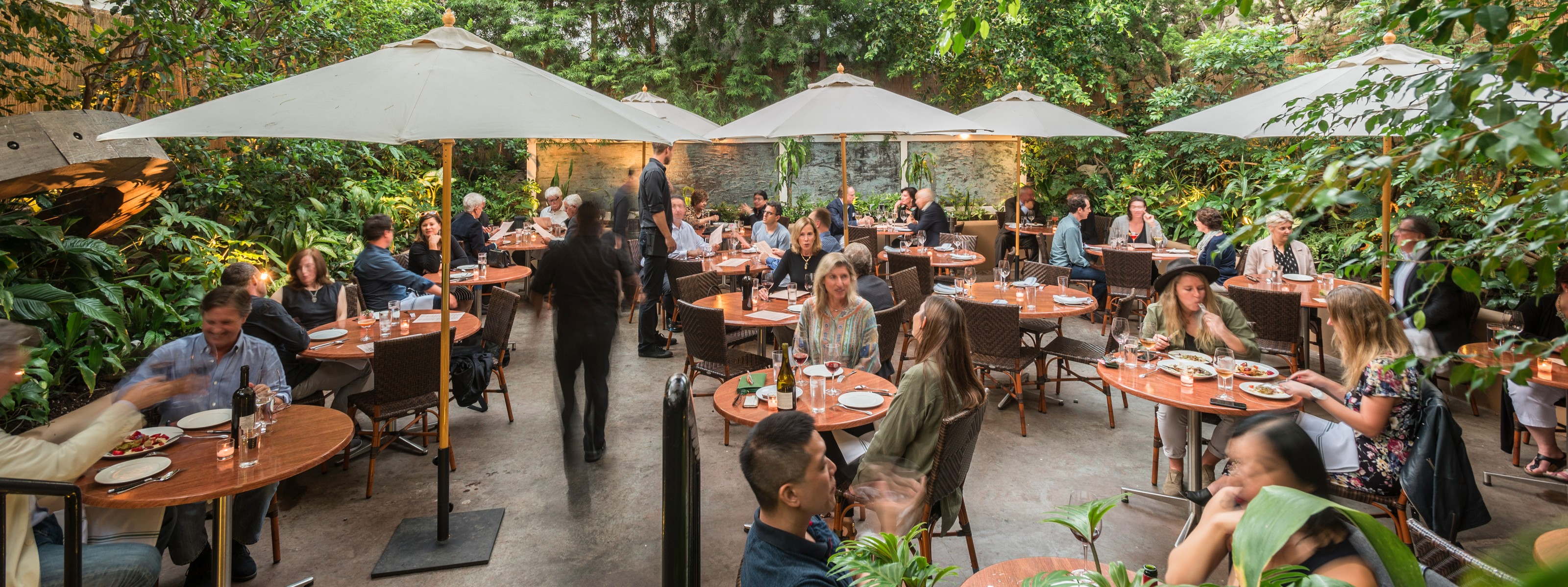 The Patio Power Rankings: Where To Eat & Drink Outside