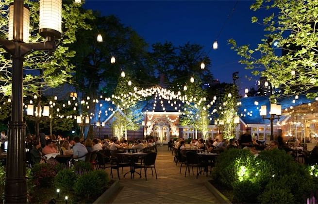 Tavern On The Green Upper West Side New York The