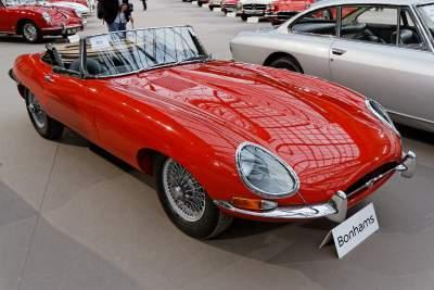 1961 Jaguar E-type Vintage Cars