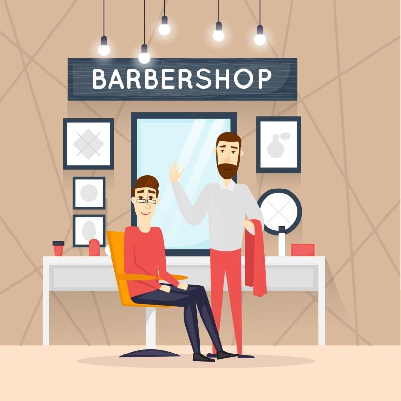 Grooming hacks at the barbershop